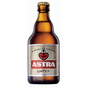0,33 Liter Flasche Astra Urtyp