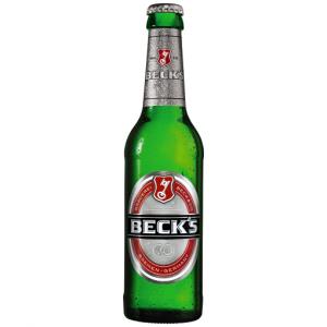 0,33 Liter Flasche Beck's