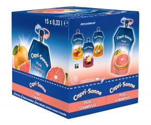 Capri-Sonne Pink Grapefruit