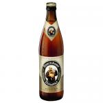 0,5 Liter Flasche Franziskaner Weissbier naturtrüb