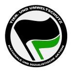 """Logo der """"veganen"""" und """"autononem"""" Nationalisten"""