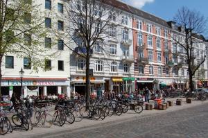 Hamburger Schulterblatt