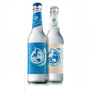 0,33 Liter Flaschen Viva con Aqua