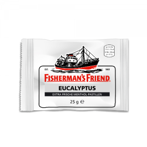 Fisherman's Friend Eucalyptus