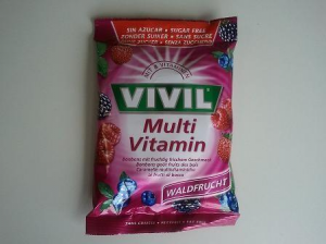 VIVIL Multivitamon Bonbons