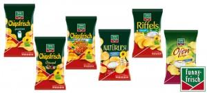 Vegane Chips von funny-frisch