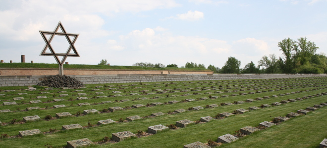 Friedhof in Theresienstadt