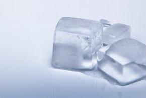 Eiswasser für Tierversuche
